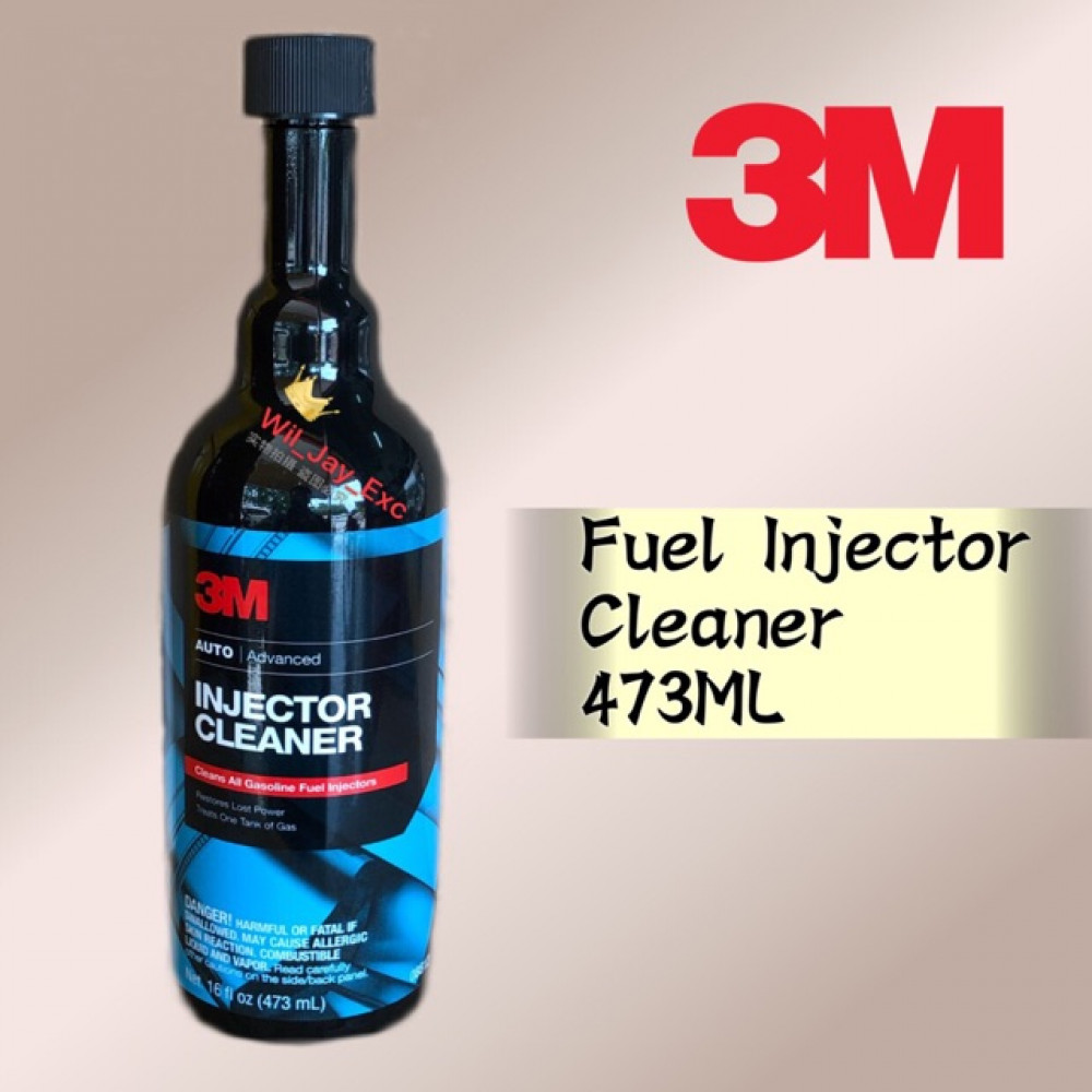 3M FUEL INJECTOR CLEANER 473ML