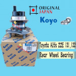 TOYOTA ALTIS REAR WHEEL BEARING ZZE 121,122(KOYO JAPAN)