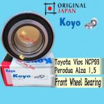 TOYOTA VIOS FRONT WHEEL BEARING NCP93, PERODUA ALZA 1.5 (KOYO JAPAN)