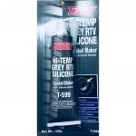 100G TESON HI-TEMP GREY RTV SILICONE GASKET MAKER