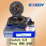 EXEDY VIVA 660CC,850CC CLUTCH KIT + BEARING KOYO JAPAN DH556U036U