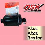OSK FUEL FILTER ATOS,ATOZ,REXTON F-N7206 (31911-02100)