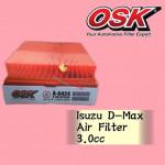 OSK AIR FILTER ISUZU DMAX 3.0CC A-6424 (8-981402660)