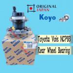 TOYOTA VIOS REAR WHEEL BEARING NCP93 (KOYO JAPAN)
