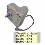 EXCAVATOR THROTTLE MOTOR EX120-2/3,EX200-2/3,EX300-2/3 STEPPING 4257163,4188762