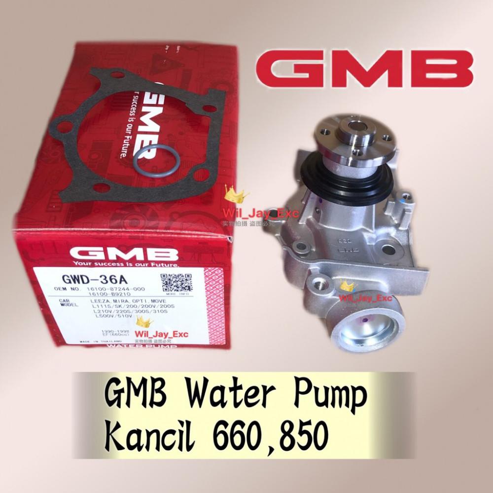 GMB GWD-36A KANCIL 660CC ,850CC WATER PUMP