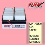 OSK AIR FILTER A-N842H KIA FORTE, HYUNDAI ELANTRA, AVANTEX