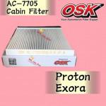 OSK CABIN FILTER PROTON EXORA AC-7705
