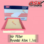 OSK AIR FILTER A-N8470 HYUNDAI ATOS 1.1CC