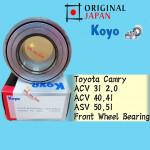 TOYOTA CAMRY FRONT WHEEL BEARING ACV31, ACV40,41, ASV50,51 (KOYO JAPAN)