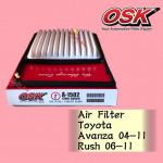 OSK AIR FILTER A-1502 TOYOTA AVANZA, RUSH