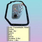 AUTO FILTER MD737840 PROTON SAGA 12V,ISWARA,WIRA,SATRIA 1.3/1.5CC,PERDANA 2.0CC,PUTRA AUTO TRANSMISSION FILTER+GASKET No Ratings Yet