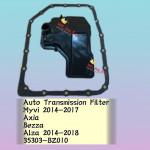 AUTO FILTER 35303-BZ010 NEW MYVI,AXIA,BEZZA, NEW ALZA AUTO TRANSMISSION FILTER WITH GASKET