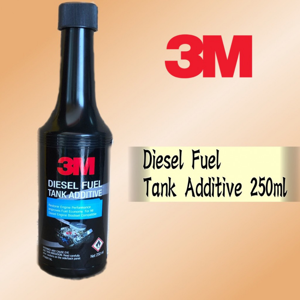 3M DIESEL FUEL TANK ADDITIVE TREATMENT 250ML