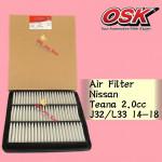 OSK AIR FILTER A-N3780 NISSAN TEANA 2.0CC J32/L33
