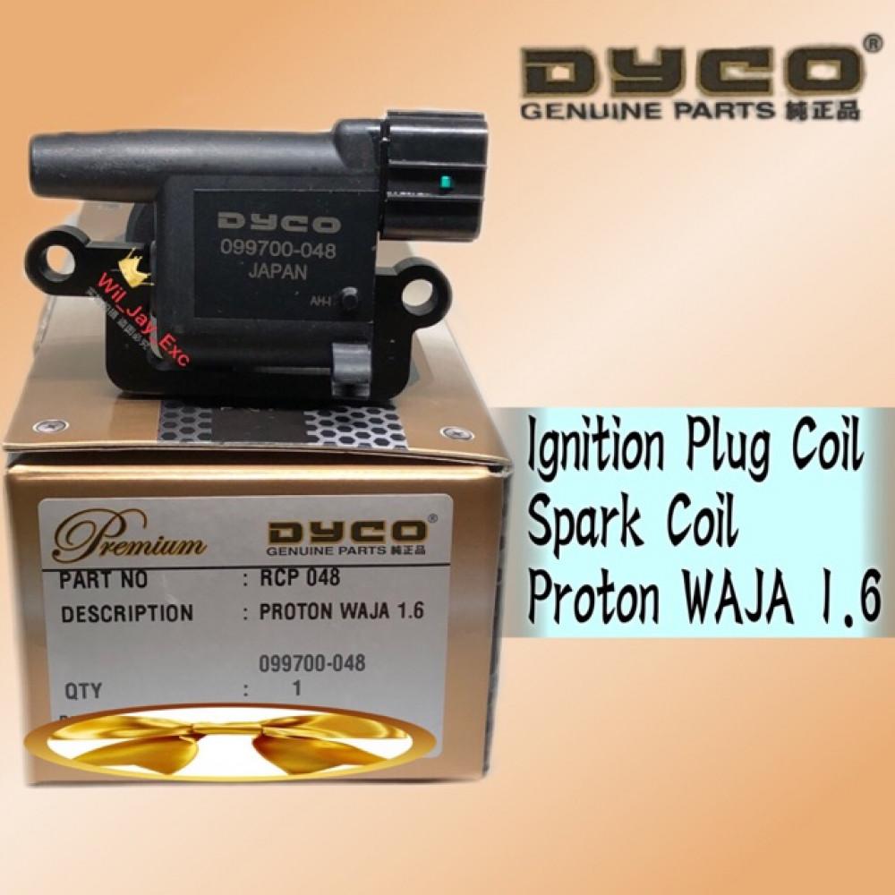 DYCO IGNITION PLUG COIL PROTON WAJA 1.6 SPARK COIL