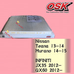 OSK CABIN FILTER AC-3704 NISSAN TEANA,MURANO.INFINITI JX35,QX60 AIR COND FILTER