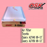 OSK AIR FILTER A-1503 TOYOTA CAMRY