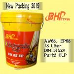 18 LITER BHP AW68 EP68 HYDRAULIC OIL