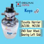 TOYOTA HARRIER 2WD LEFT REAR WHEEL BEARING ACU30,MCU30(KOYO JAPAN)