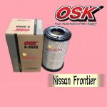 OSK AIR FILTER NISSAN FRONTIER A-3699 (16546-9S001)
