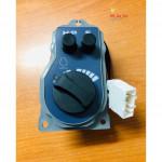 Throttle Knob Controller Fuel Dial 4341545 For Hitachi Excavator EX200-5