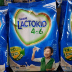 Nestle Lactokid 4-6 900g x 6 packs