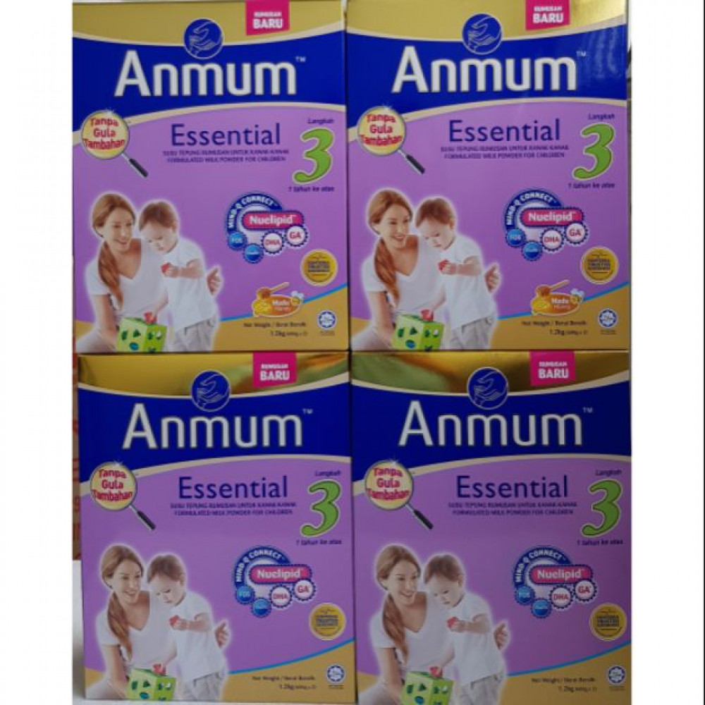 Anmum Essential 1.1kg Step 3: For children 1 year old and above