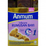 Anmum Infacare Step-1 650g x 1 box