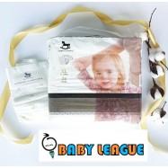 image of Applecrumby Chlorine Free Premium Baby Diapers XL24 x 1