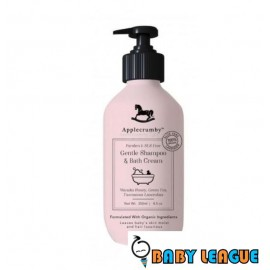 image of Applecrumb Gentle Shampoo & Bath Cream 250ml x 1