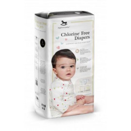 image of Applecrumby Chlorine Free Premium Baby Diapers L36 x 1