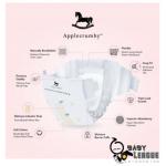 Applecrumby Chlorine Free Premium Baby Diapers S24 x 1