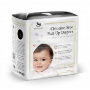 image of Applecrumby & Fish Chlorine Free Premium Baby Pull Up Diaper  L20 x 1