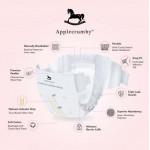 Applecrumby Chlorine Free Premium Baby Diapers M42 x 1