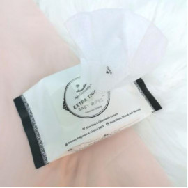 image of Applecrumby & Fish Extra Thick Premium Baby Wipes 20s x 1