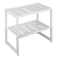 image of Stainless Steel Multi-Purpose Kitchen Shelves