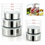Stainless Steel Food Container (5 in 1)