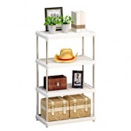 image of Solno 4 Tier Household Storage Rack