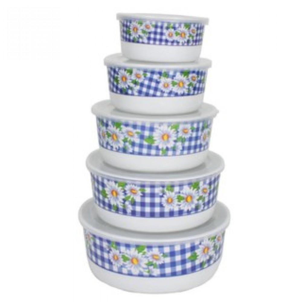Plastic Food Container (5 in 1)