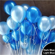 image of 10' inch 2.2g Thicken Colourful Pearl Latex Balloon Party Event Deco 20/50/100