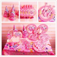 image of My Little Pony Birthday Party Decoration Set For Bady & Kids Party