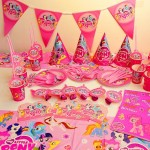 My Little Pony Birthday Party Decoration Set For Bady & Kids Party