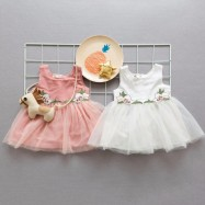 image of Little Girls Sweet Baby Girls Princess Dress