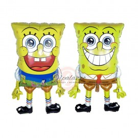 image of Sponge Bob Double-Sided Foil Balloon For Party Decoration Birthday