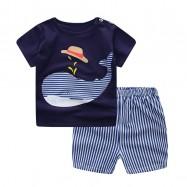 image of Kid Boys Clothing Cartoon 2pcs Casual Set