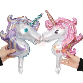 image of Big Size Unicorn Special Foil Balloon Party Balloon