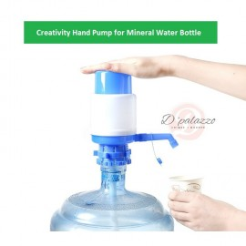 image of Mineral Water Pump Mineral Water Bottle Pump Hand Pump