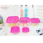 Super Value Storage Box Food Container Kitchen Gadget 5pcs