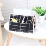 Remote Control Storage Box Tissue Container Multi Usage Fashion Home Decoration